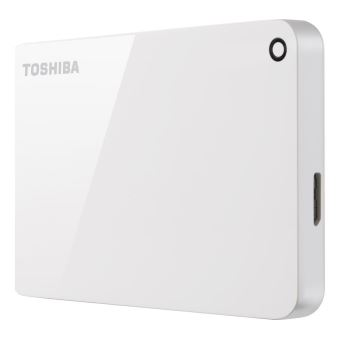"Disque Dur Toshiba Canvio Advance 2.5"" 1 To Blanc"