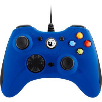 Manette PC filaire Nacon GC-100XF Bleue