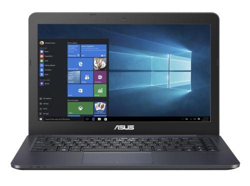 "PC Ultra-Portable Asus E402YA-FA030T 14"" FHD AMD E2-7015 4 Go RAM 128 Go SATA Bleu foncé"