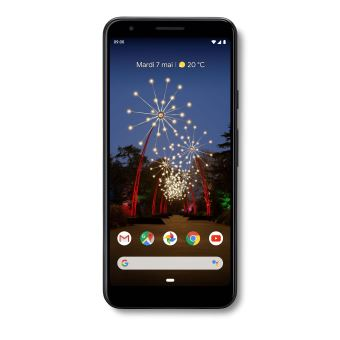 Photo de google-pixel-3a-noir-64-go