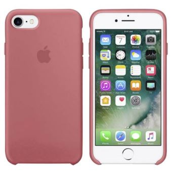 7 iphone coque rose