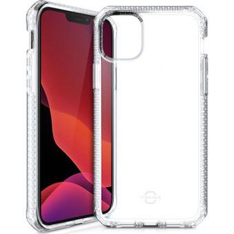 Coque semi-rigide Itskins Spectrum Clear pour iPhone 12 Mini Transparent