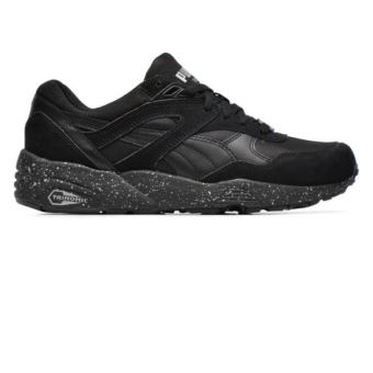 cd4b3293a3a Chaussures Puma R698 Speckle 2 Noires Taille 40 - Chaussures ou ...