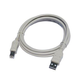Câble Temium USB vers Mini USB 2.0 1.8 m Blanc