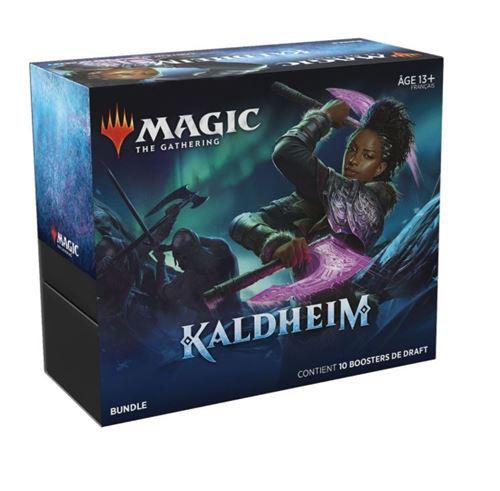 Jeu de cartes Magic Bundle Kaldheim