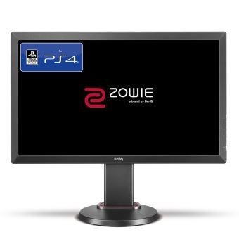 "BenQ ZOWIE RL Series RL2460S - LCD-monitor - 24"" - 1920 x 1080 Full HD (1080p) - TN - 250 cd/m² - 1000:1 - 1 ms - 3xHDMI, DVI-D, VGA - luidsprekers - zwart"