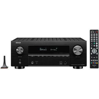 Amplificateur Home Cinéma Denon AVRX3500HBKE2 Noir