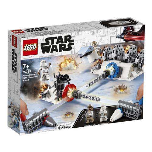 LEGO® Star Wars™ 75239 Action Battle L'attaque du générateur de Hoth™