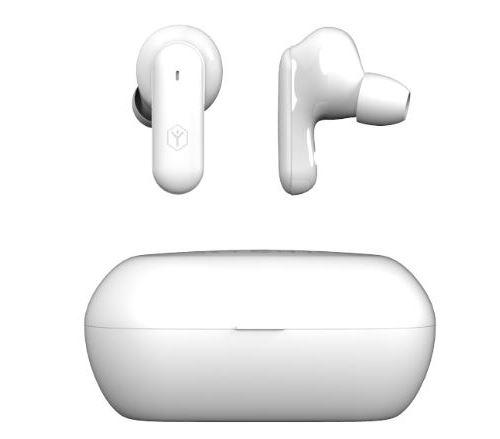 Écouteurs sans fil Bluetooth Ryght Gemeo Blanc