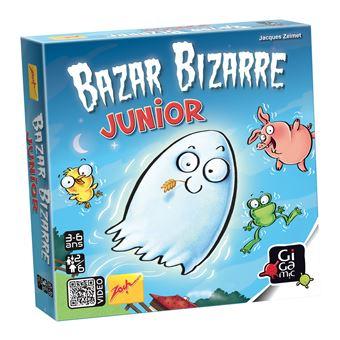 Gigamic Bazar Bizarre Junior Educatief spel