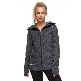 new list newest collection good selling Sweat à capuche zippé Femme Roxy Suuvra Florida - Achat ...