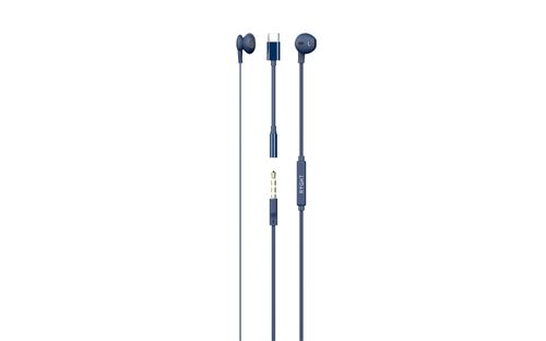 Ecouteurs filaires Ryght OSIS USB-C Bleu