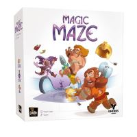 Magic Maze Sit Down