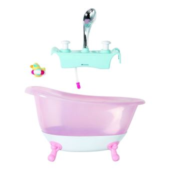 baignoire interactive baby born poup e achat prix fnac. Black Bedroom Furniture Sets. Home Design Ideas