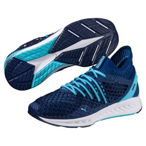 38 Taille Chaussures Netfit De Puma Bleu Running Marine Femme Ignite 6IfgmYb7yv
