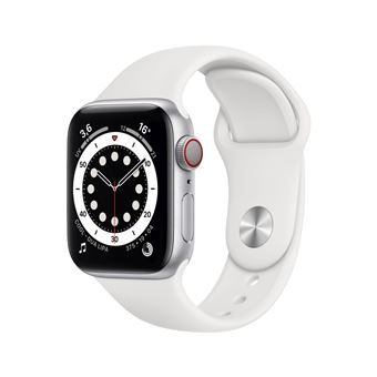 Photo de apple-watch-series-6-40mm-boitier-aluminium-argent