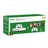 Pack Fnac Xbox One S + Gears 5 + Fifa 20 + Borderlands 3 + 2ème manette
