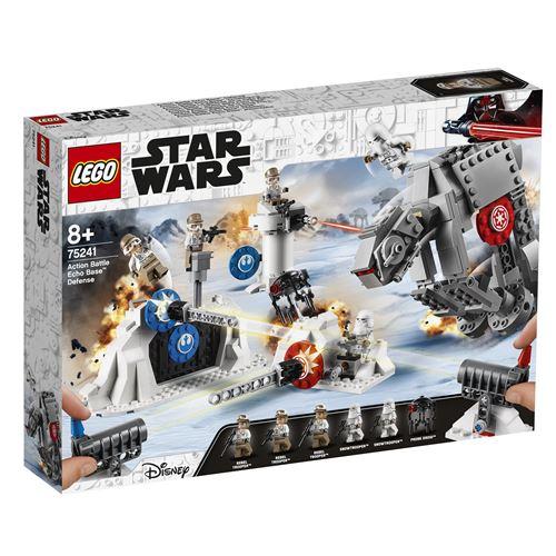 LEGO® Star Wars™ 75241 Action Battle La défense de la base Echo™