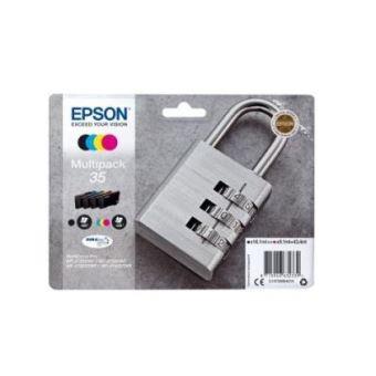 Epson 35 Multipack - 4 - zwart, geel, cyaan, magenta - origineel - inktcartridge