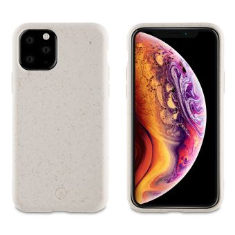 Coque écoresponsable Muvit For Change Coton pour iPhone 11 Pro
