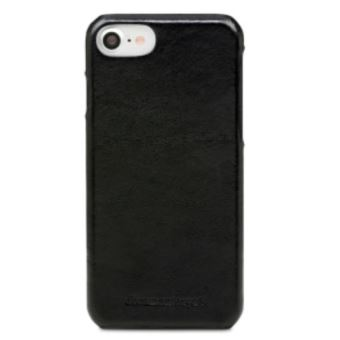 DBRAMANTE COVER TUNE IPHONE 7/7S LEATHER BLACK