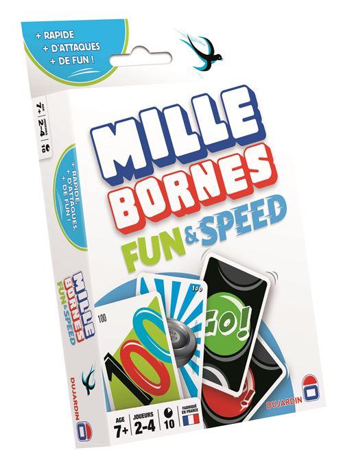 Mille bornes Fun et Speed Dujardin