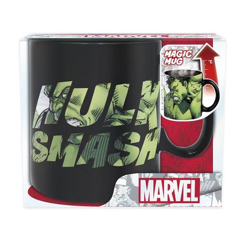 Marvel Mug Abystyle Thermo Hulk Réactif Smash HIW9ED2Y