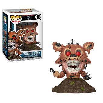 Figurine Funko Pop Books Five Nights At Freddy's Twisted Foxy