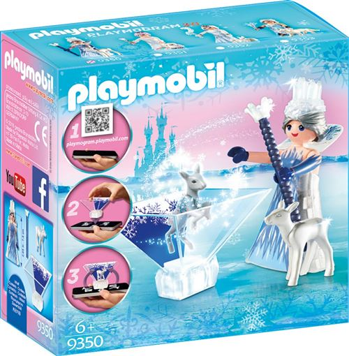 Playmobil Magic Le palais de Cristal 9350 Princesse Cristal