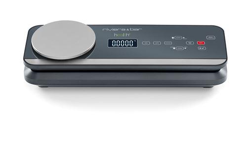 Machine sous vide Riviera & Bar PSV660 avec balance intégrée 120 W Gris