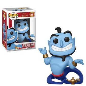 DISNEY-BOBBLE HEAD POP N°476-ALADDIN:GENIE WITH LAMP