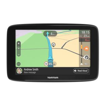 tomtom go basic full europe 6 draagbare navigatie. Black Bedroom Furniture Sets. Home Design Ideas