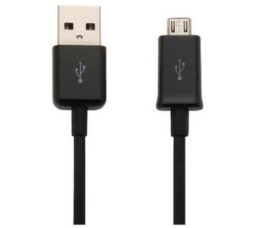 Câble Micro USB Wefix 1 m Noir