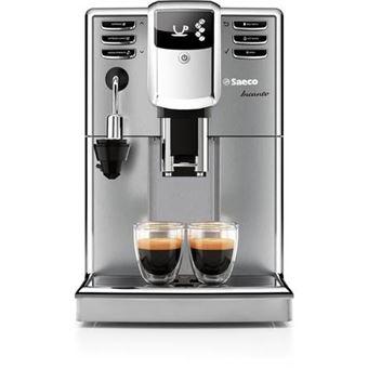 Philips Saeco Incanto HD8914 - automatisch koffiezetapparaat met cappuccinatore - 15 bar - roestvrij staal/zwart