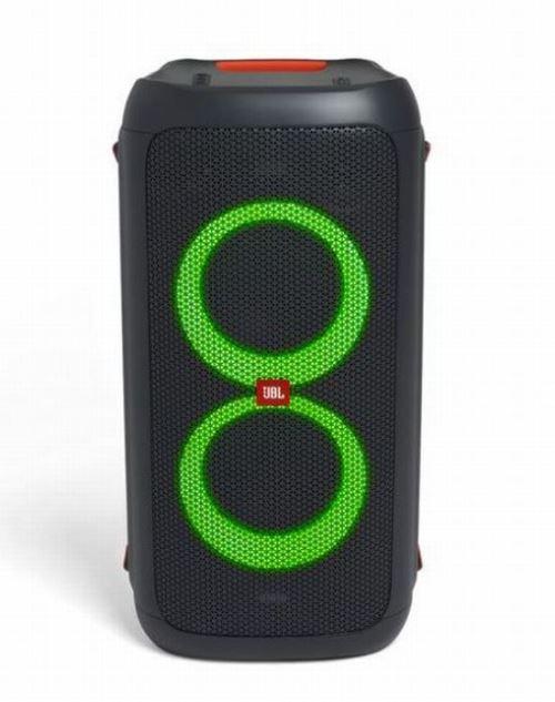 Enceinte Bluetooth JBL PartyBox 100 Noir - Chaîne hi-fi. Achetez en ligne parmi un grand choix de produits high-tech.
