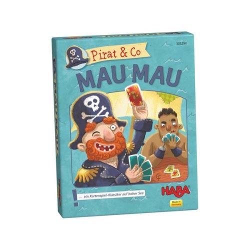 Jeu de cartes Haba Pirates et Cie Mau Mau