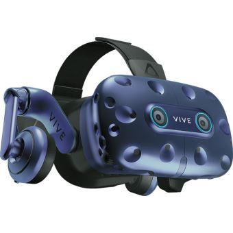 Casque de réalité virtuelle HTC Vive Pro Eye Mauve et Noir