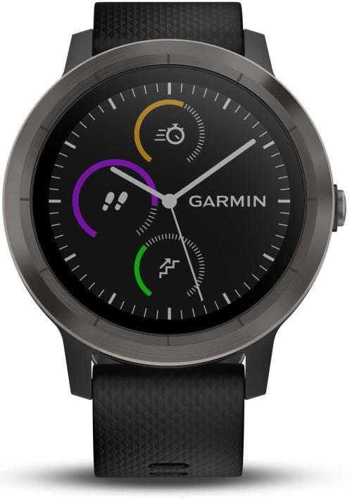 Cette montre élégante et connectée avec GPS intégré et cardio poignet, possède encore plus de sports en salle ou d'extérieur ! Vous nêtes pas dédié à un seul sport ? vívoactive 3 est faite pour vous. Elle inclut les fonctions de marche, course à pied, vél