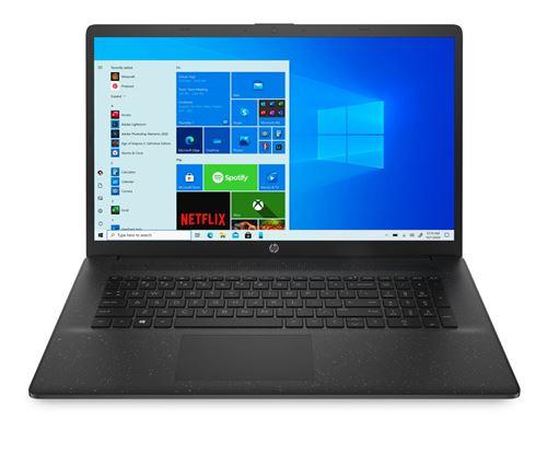 "PC Portable HP 17-cn0477nf 17.3"" Intel Core i5 8 Go RAM 512 Go SSD Noir"