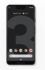 Smartphone Google Pixel 3 XL 128 Go Simplement noir