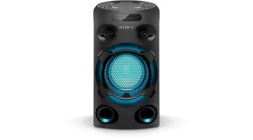 Enceinte lumineuse Sony MHC-V02.CEL High Power Bluetooth Noir - Chaîne hi-fi. Achetez en ligne parmi un grand choix de produits high-tech.