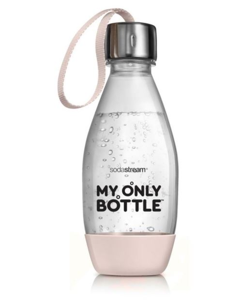 Ma petite bouteille Style Sodastream 0,5 L Rose