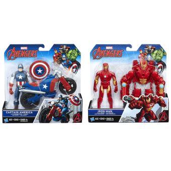Figurine Deluxe Marvel Avengers 15 cm Modèle aléatoire