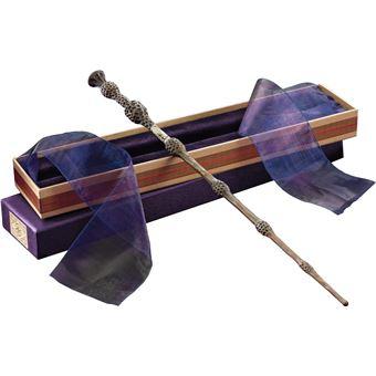 Baguette magique The Noble Collection Harry Potter Ollivander Albus Dumbledore avec boîte