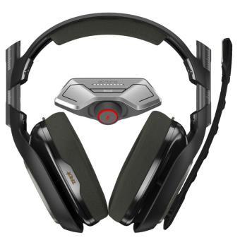 Micro-casque filaire Astro Gaming A 40 TR Kaki + MixAmp M80 pour Xbox One