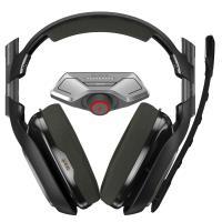 Astro A40 Tr Gaming Headset + Mixamp M80 Black Xone