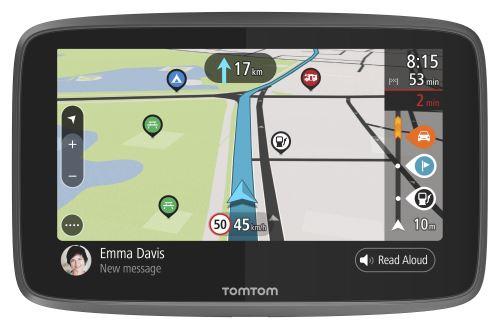 GPS TomTom GO Camper Noir