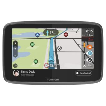 Tomtom GO camper world connected