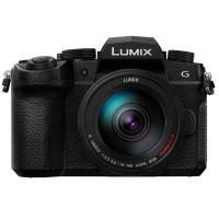 Hybride Panasonic Lumix G90 + Objectif G Vario 14-140 mm f/3.5-5.6 Asph Noir