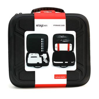 BIGBEN - STORAGE CASE FOR NINTENDO SWITCH
